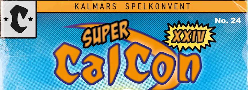CalCon Kalmars spelkonvent 23-25 Februari