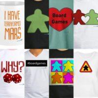 Brädspels T-shirts – Swedishmeeples