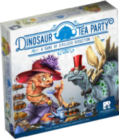 Dinosaur Tea Party – Demospel