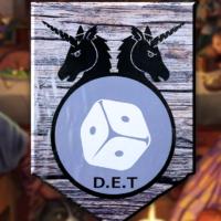 Brädspelsbaren D.E.T