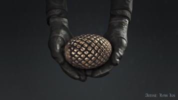 The Last Dragon Egg