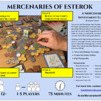 Mercenaries of Esterok